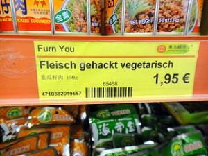 Immer mehr vegetarische und vegane Produkte kommen auf den Markt. Foto: Dirk Franke