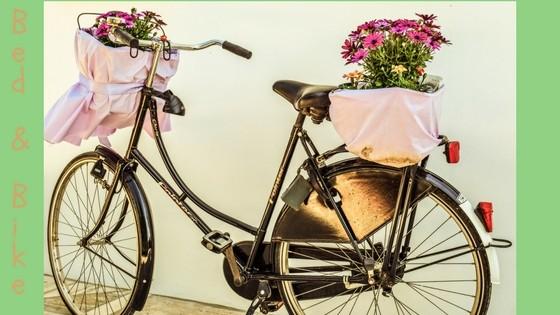 B&B, Bed & Bike, Bett & Bike, Bett & Fahrrad
