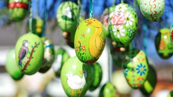 Ostern, Ostereier, Frühling, Altes Land, Blumen, Osterfeuer, Übernachtung, Kurzurlaub, Wochenende